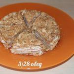 Пирожное «Наполеон» — рецепт вкусного десерта