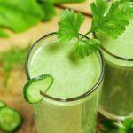 Рецепт зеленого коктейля