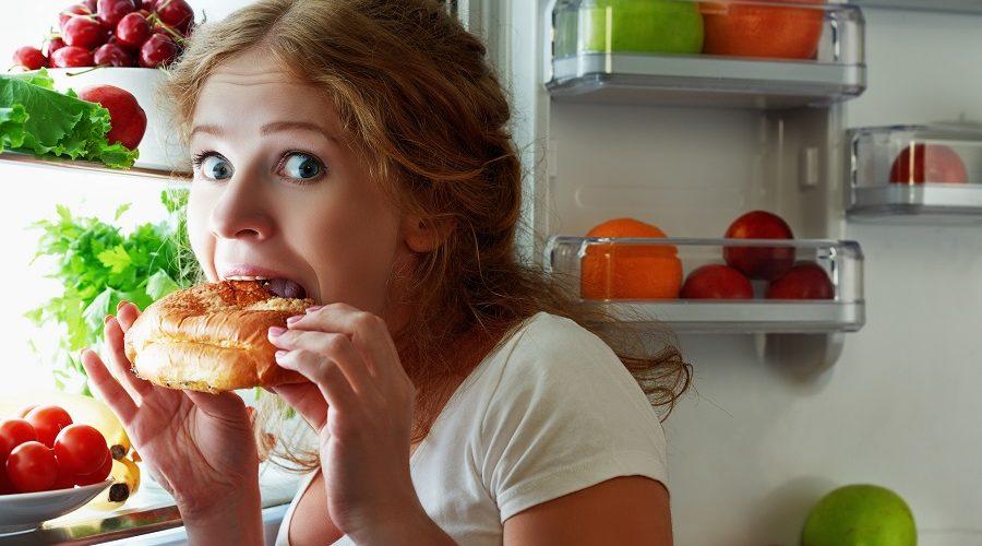 Сорвалась с диеты