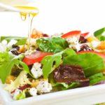 Диета магги: чем заправлять салат?