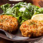 Рыбно-овощные котлеты на пару или в духовке
