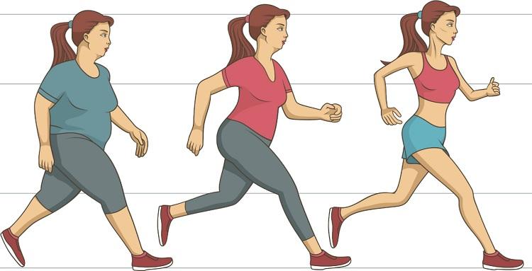Как бегать и худеть